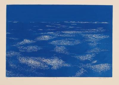 Frozen Sea, Blue