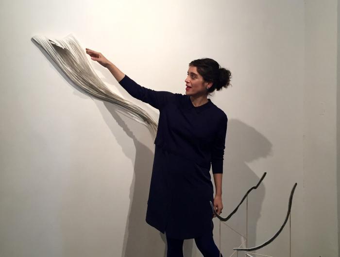 Artist's Talk: Golnar Adili