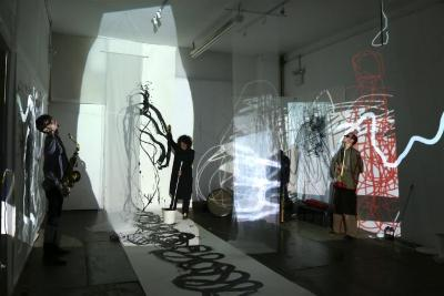 First Performance & Opening Reception: Resistance Movement