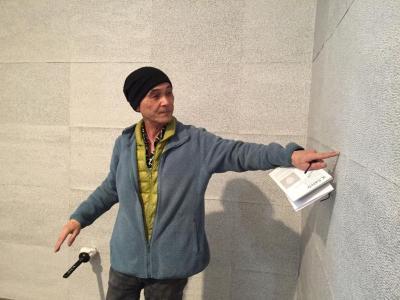 Artists' Talk: K. Saito & Orlando Richards