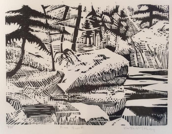 Kate McGloughlin, Pine Brook