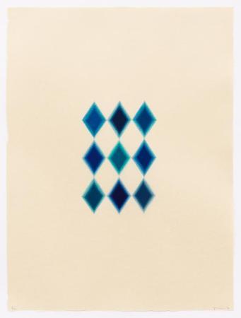 Yasu Shibata, Nine Blue Diamonds