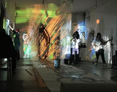 Artists' Talk & Final Performance: Resistance Movement