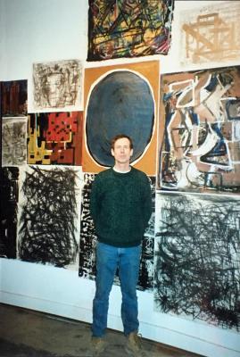 Robert Sestok, Work on Paper