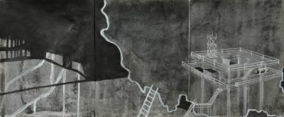 Ellen Driscoll, Construction Site
