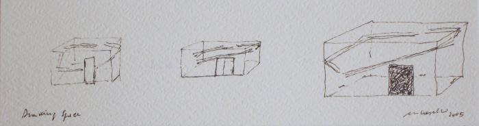 Mimmo Roselli, Drawing Space