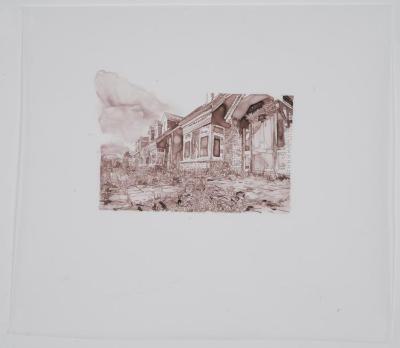 Elise Kaufman, Ghost Estate