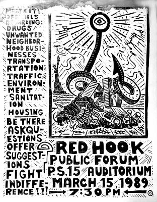 Richard Mock, Red Hook Public Forum
