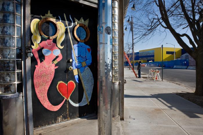 Carol Dragon, Beard Street