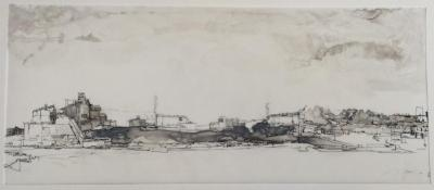 Elise Kaufman, Waterfront View