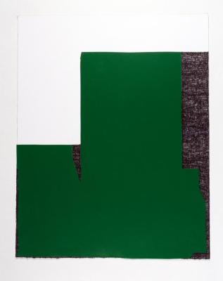 Claudia Sbrissa, Green Rectangle