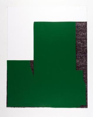 Claudia Sbrissa, Green Rectangle