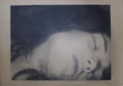 Paul Goss, Untitled (Woman's Head)