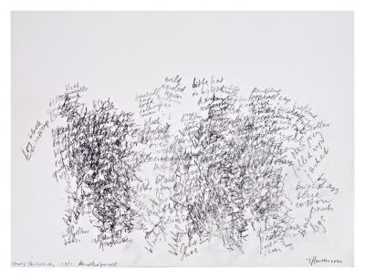 Toine Horvers, Study, Passers-By (Kentler)
