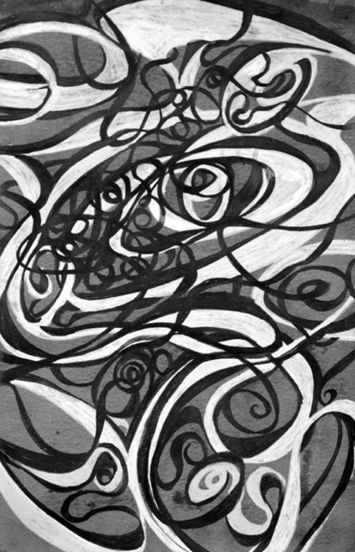 Joel Sokolov, Big Island Drawings