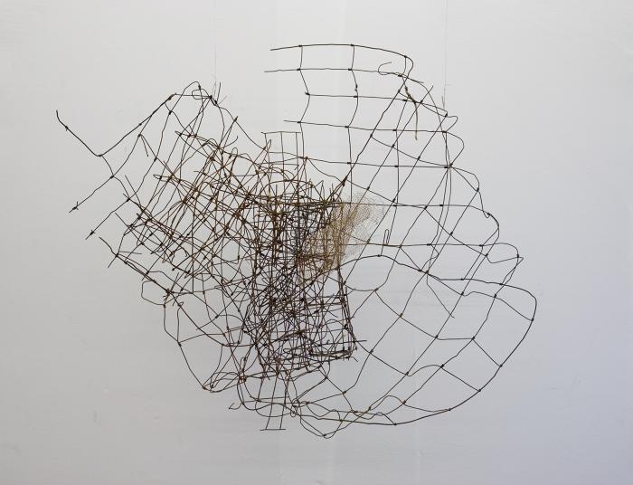 Hugh Williams, Alabama Wire Drawings