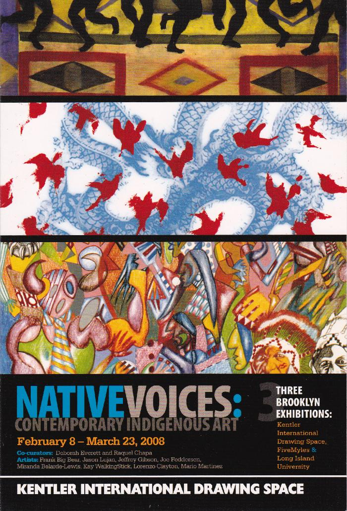 Native Voices: Contemporary Indigenous Art