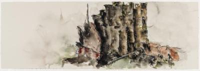 Margaret Cogswell, Red Hook Harbor Soundings 13