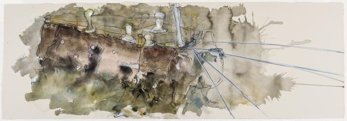Margaret Cogswell, Red Hook Harbor Soundings 20