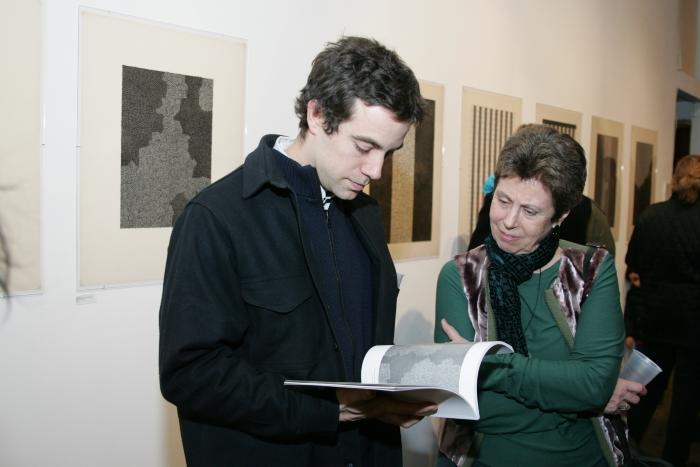 Ernst Benkert, Drawings 1959-2004