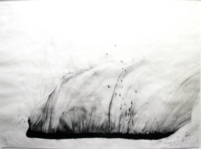 Martin Zet, Untitled (Waves)