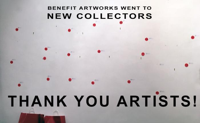 100 Works On Paper Benefit
