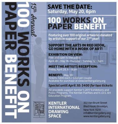 Meet The Artists: Benefit Opening Reception