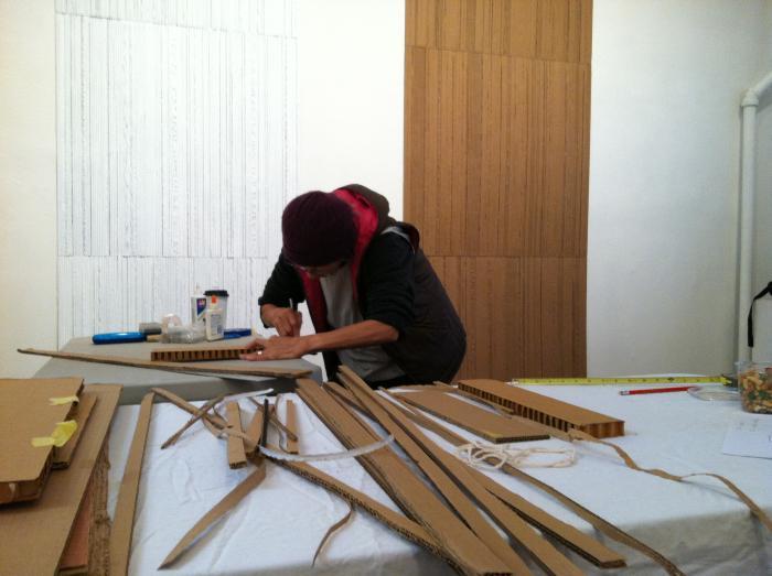 Artist's Talk: Tamiko Kawata
