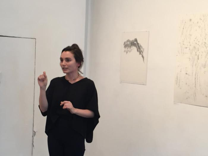 "Curator's Talk: Ana Torok, ""Stack/File"""