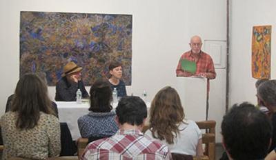 Poetry Reading: Charles Bernstein, Elaine Equi, Geoffrey Young