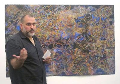 Artist's Talk: David Ambrose