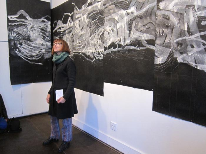 Artist's Talk: Nancy Manter