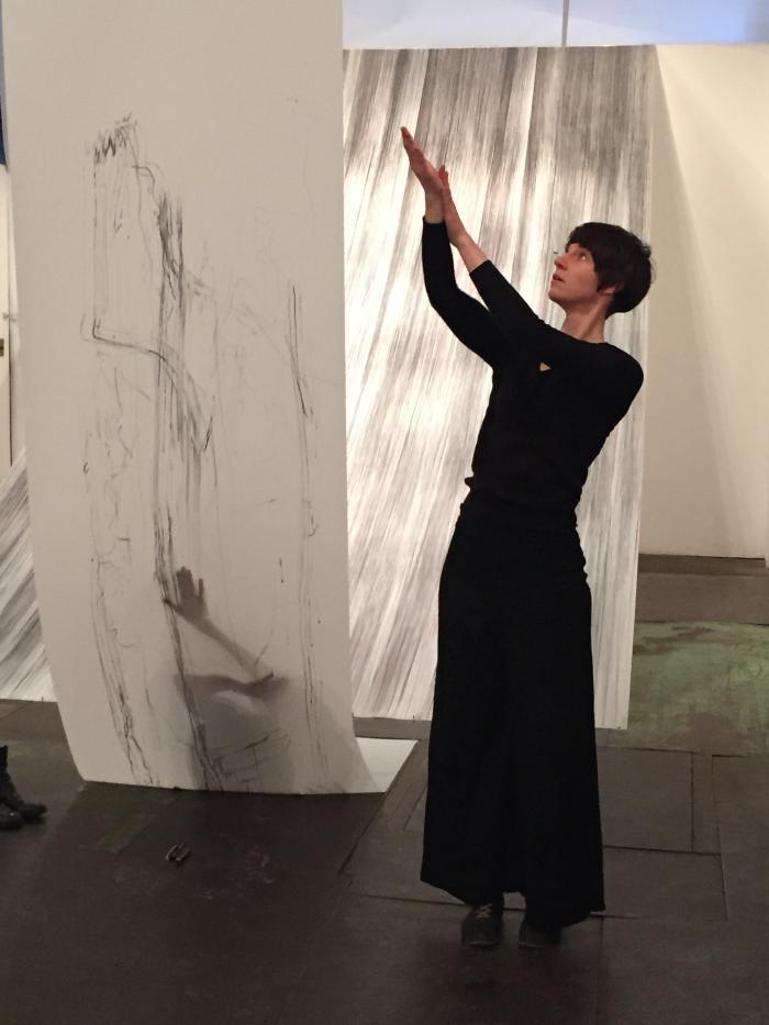 Artist's Talk / Performance: Jaanika Peerna