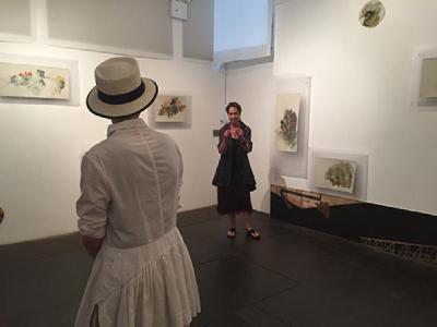 Artists' Talk: Soundings