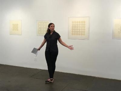 "Curator's Talk: Samantha Friedman, ""Patterning: Selections from the Kentler Flatfiles"""
