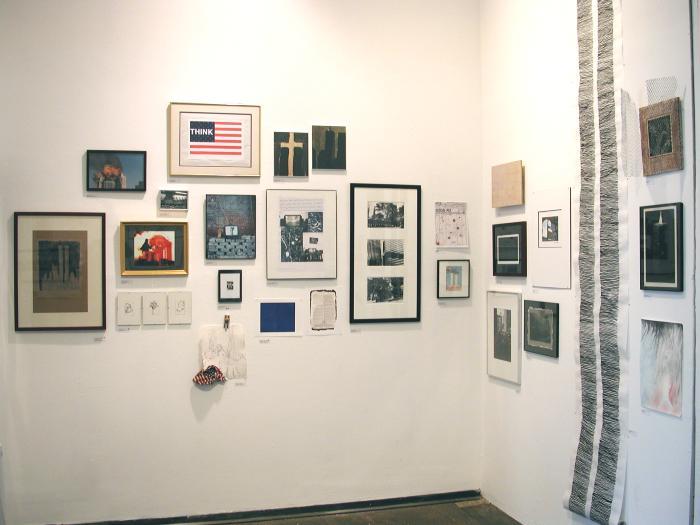 911 SHOW: Artists Respond