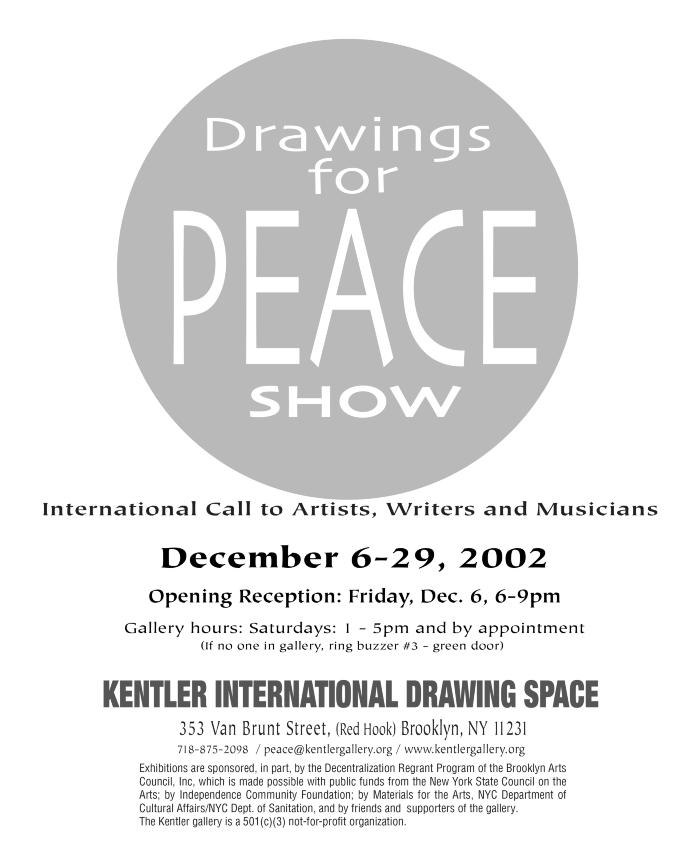 Drawings for Peace