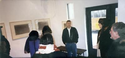 Artist's Talk: Richard Howe