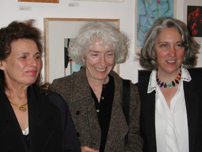 100 Works on Paper Benefit Exhibition, 2003