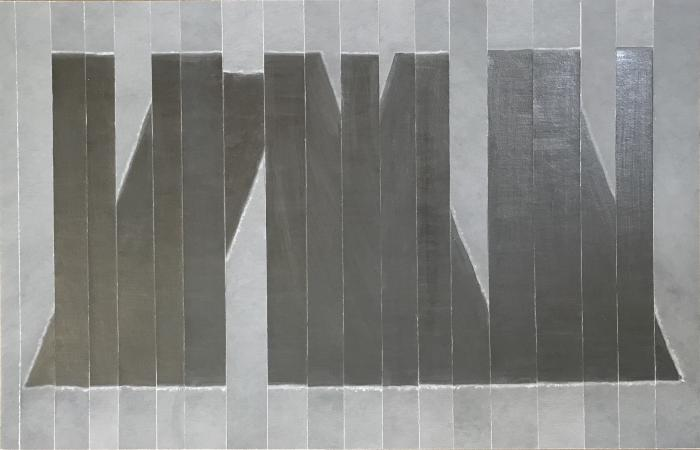 Diogo Pimentao, Fragments (Floor Drawing)