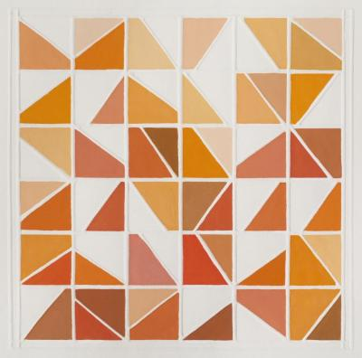 Jane Lincoln, Grid: Orange