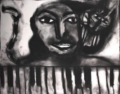 Molly Snyder-Fink, Pianoman