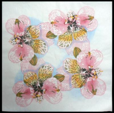 Alstoemeria (Pink)