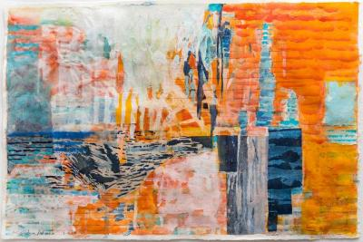 Verse · Ma—Orange and Blue