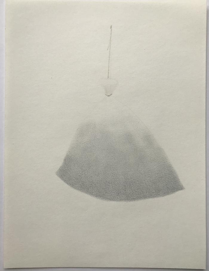 Study for Black Hanging Bag