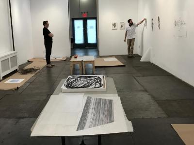 Curator's Talk: William Stover