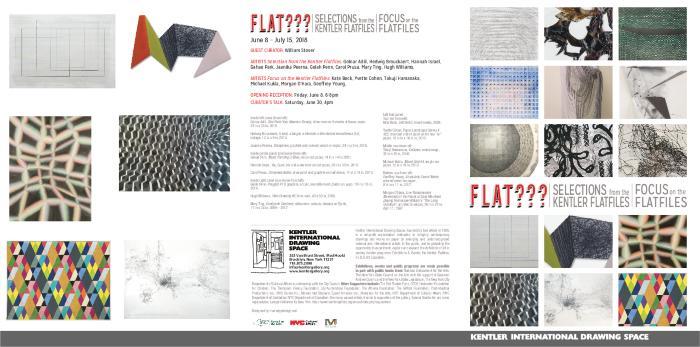 Flat???  Selections from the Kentler Flatfiles