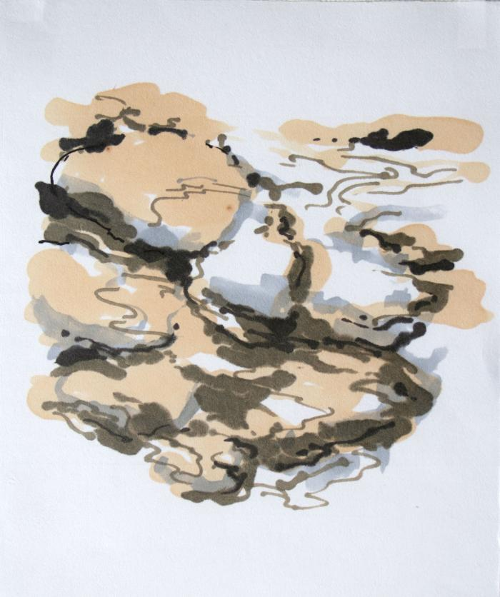 Peter Schroth, Large Stones