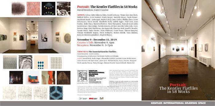 PORTRAIT: The Kentler Flatfiles in 58 Works