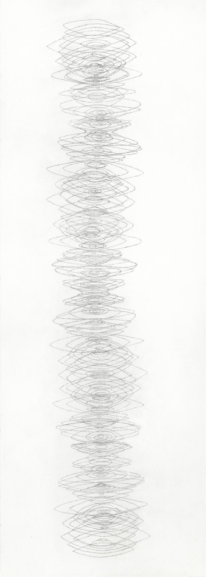 Katherine Jackson, Study for Mirror Totem